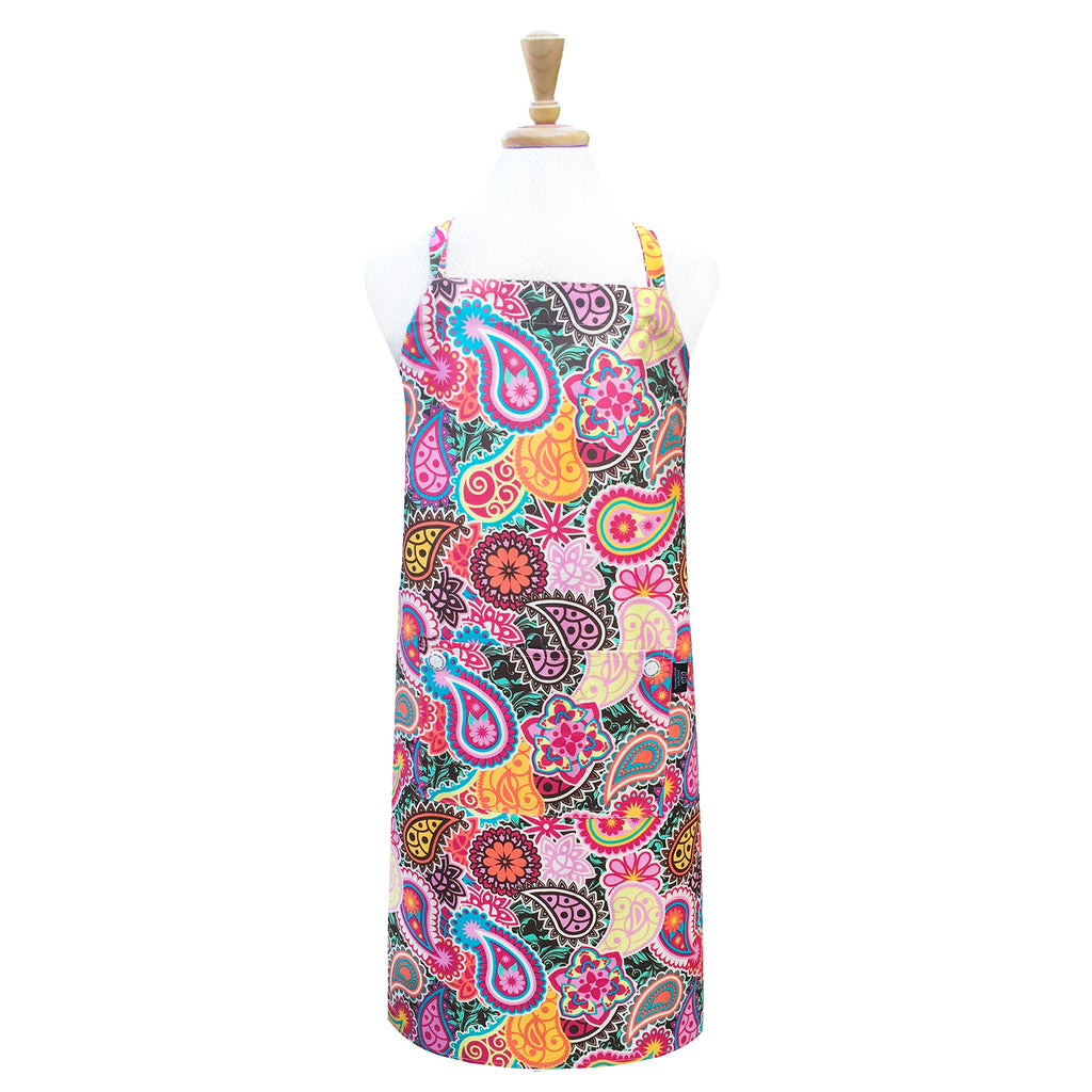Paisley Medallion Chef Apron
