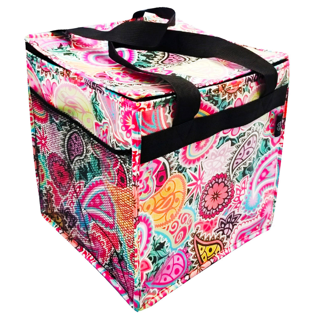 Paisley Medallion Trunkey Tote