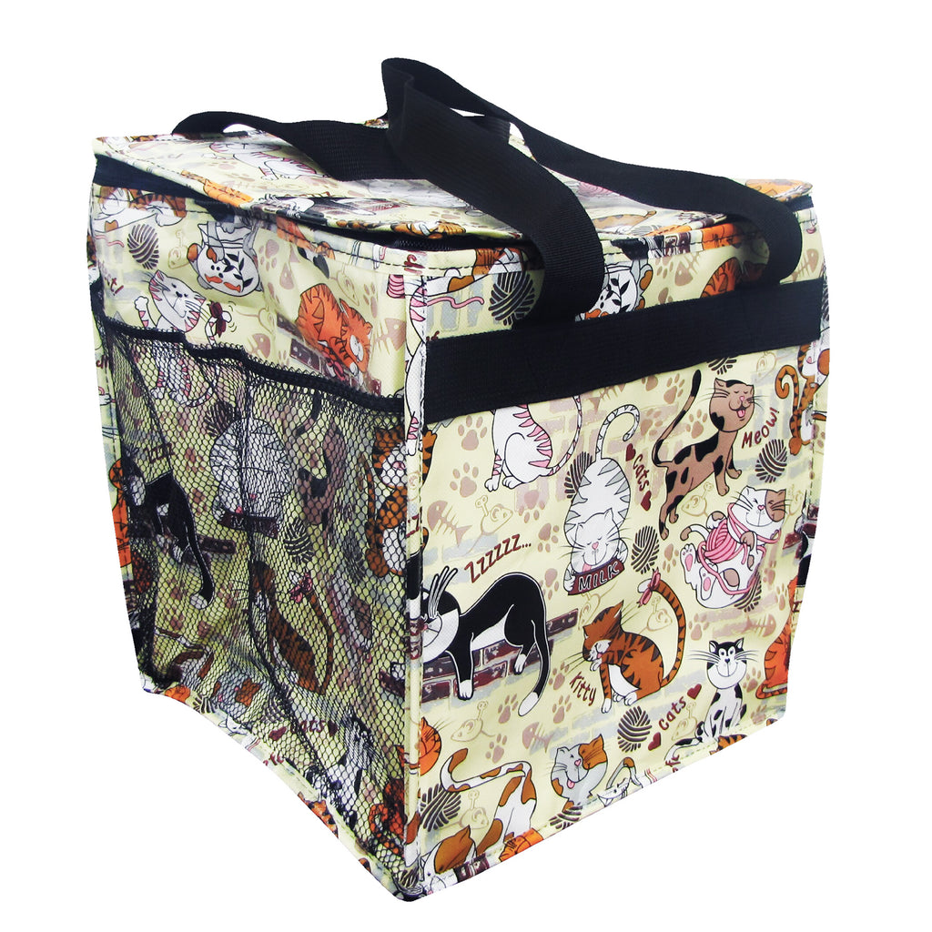 Pretty Purrfect Trunkey Tote
