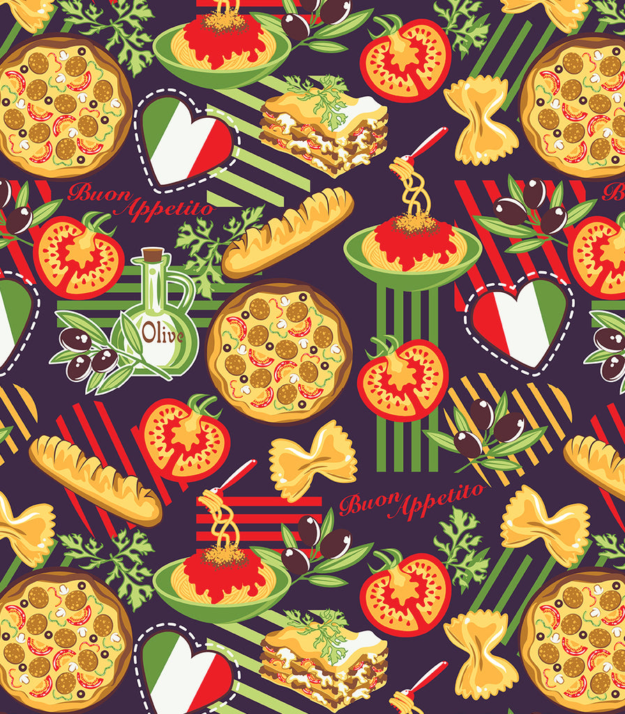 Pastiano Utility Apron Copyright Two Lumps of Sugar print
