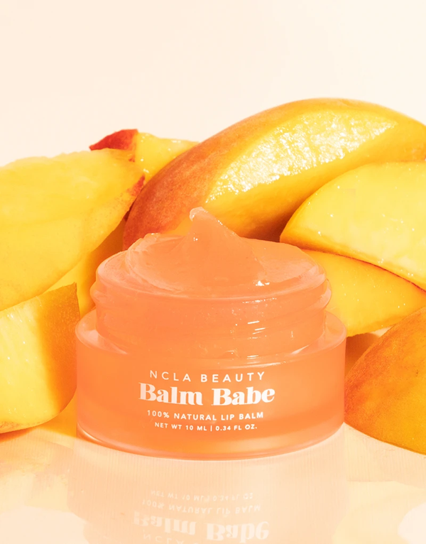balsam do ust Peach balm NCLA