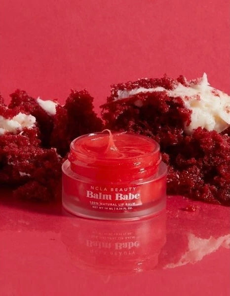 balsam do ust Red Velvet balm NCLA