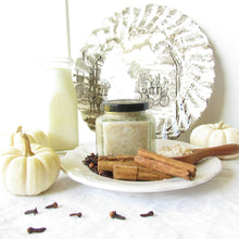 Load image into Gallery viewer, Comforting Autumn Spice Sheep Milk Sugar Scrub