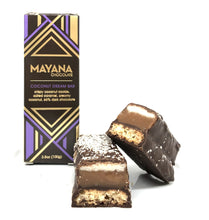 Load image into Gallery viewer, Mayana Chocolate Coconut Dream Bar