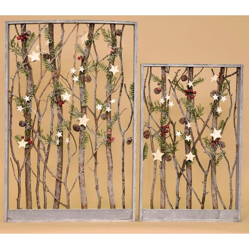 Twig and Pine Frame