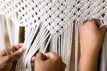 Load image into Gallery viewer, Bohemian Macrame Hammock