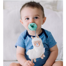 Load image into Gallery viewer, Llama Sweetie Pal Pacifier & Stuffed Animal