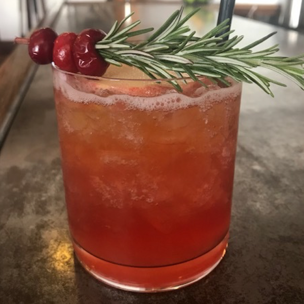 TÖSTed Cranberry Apple