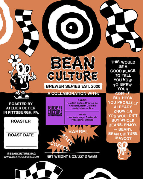 Bean Culture Coffee - Resident Culture - Lonely Universe