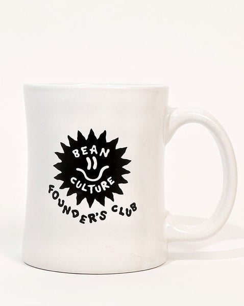 Coffee and Cigarettes Founder's Club Mug