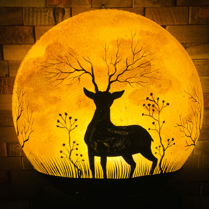 Deer Design Wall Lamp