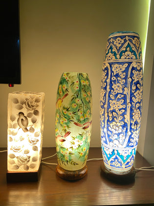 3 Best Sellers SUPERDEAL - Eden, Early Bird, Serenity Lamps
