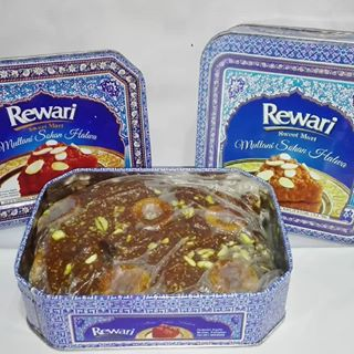 Delicious Rewari Fig (Anjeer) Halwa