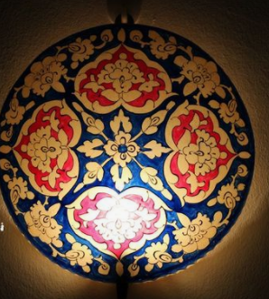Traditional Wall Lamp