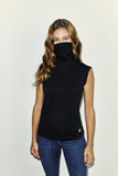 <transcy>Integrated mask tank top</transcy>