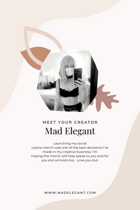 Meet The Mad Elegant Creator