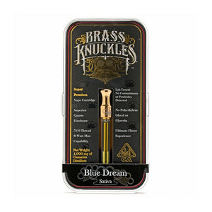 Brass Knuckles Cartridge