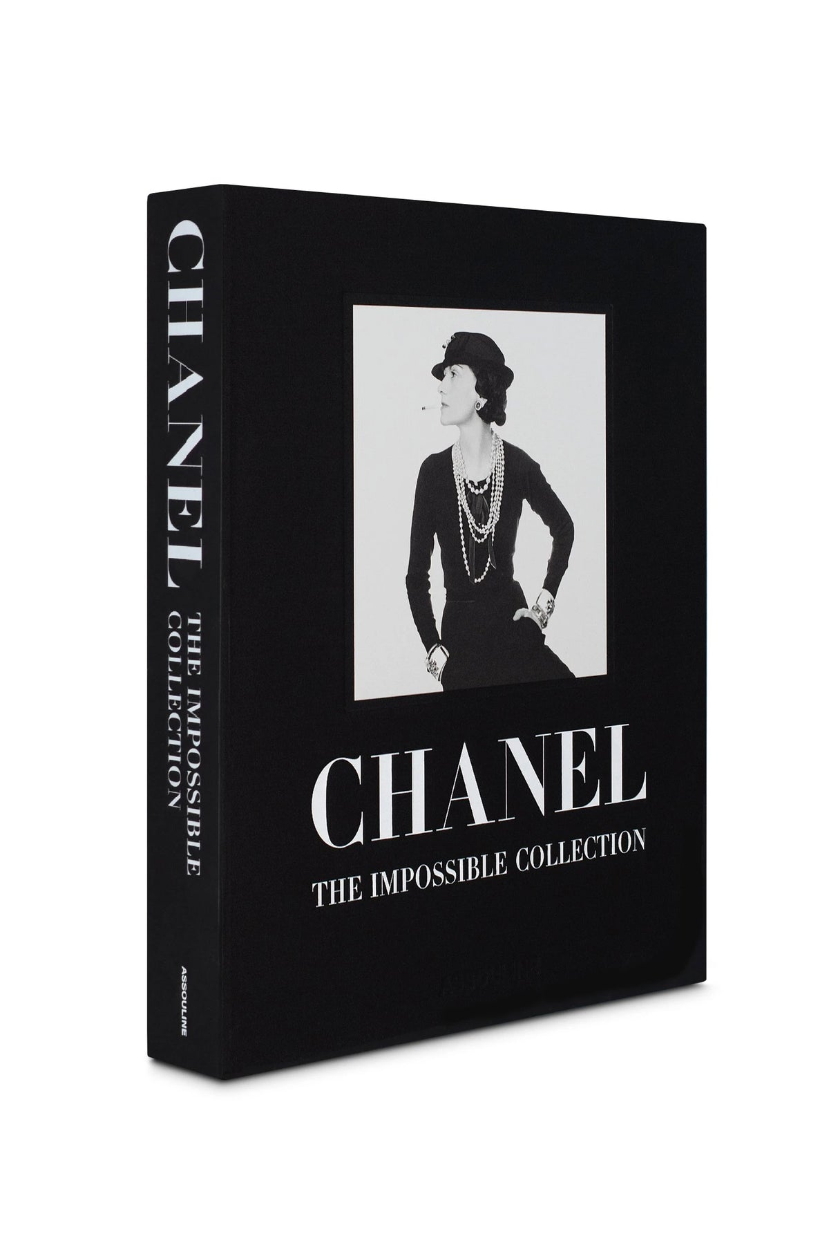 Assouline 'Chanel: The Impossible Collection' Book