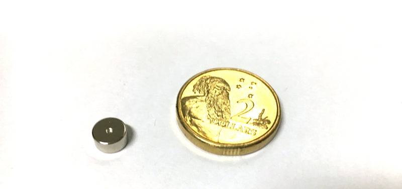 6mm x 2mm Disc (Rare Earth)