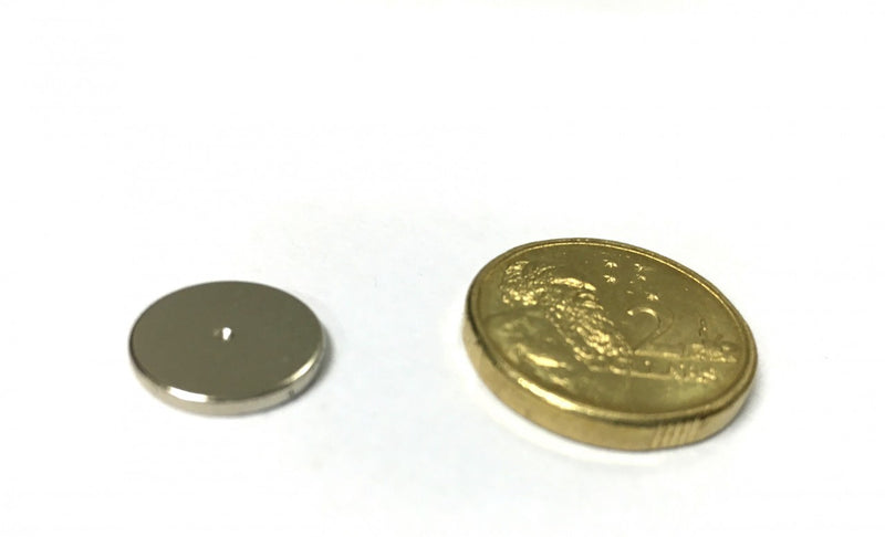 12mm x 1.5mm Disc (Rare Earth)