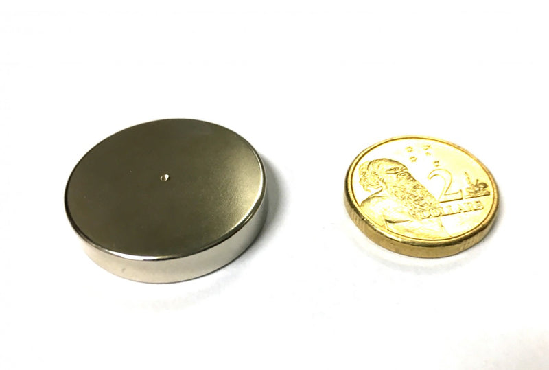 25mm x 5mm Disc (Rare Earth)