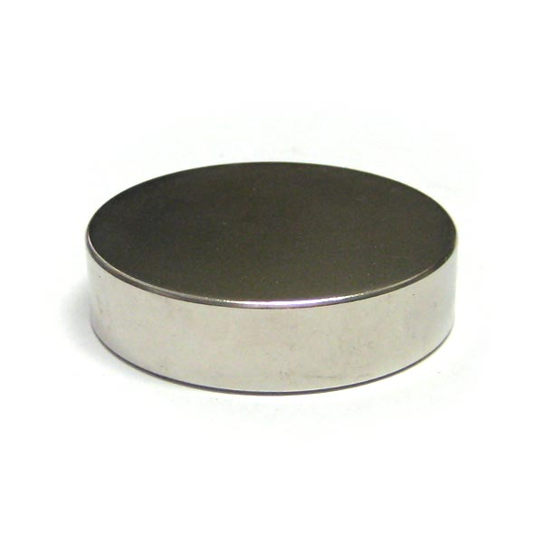 50.8mm x 12.7mm Disc (Rare Earth)