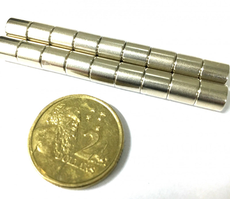 6 x 6mm Rod (Rare Earth)