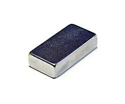 25 x 12.5 x 6mm Block  (Rare Earth)