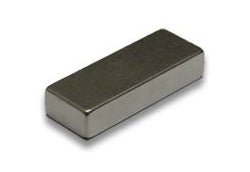 40 x 15 x 8mm Block  (Rare Earth)