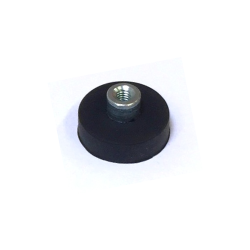 22 x 6mm Pot with 3.5mm Post & Rubber Case