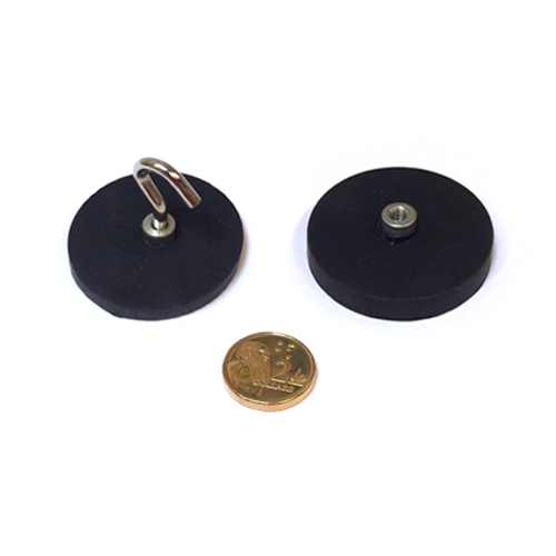 43 x 6mm Pot with 4mm Post & Rubber Case
