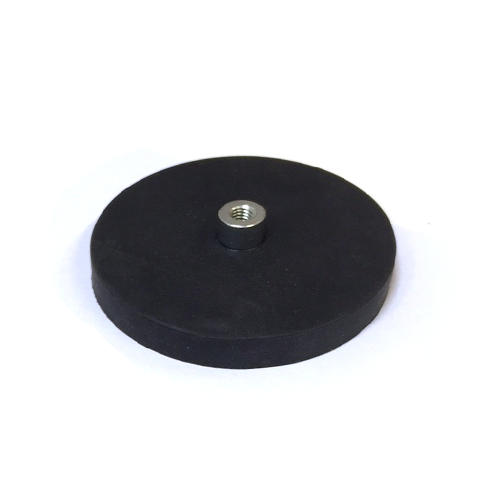 66 x 8.5mm Pot with 6mm Post & Rubber Case