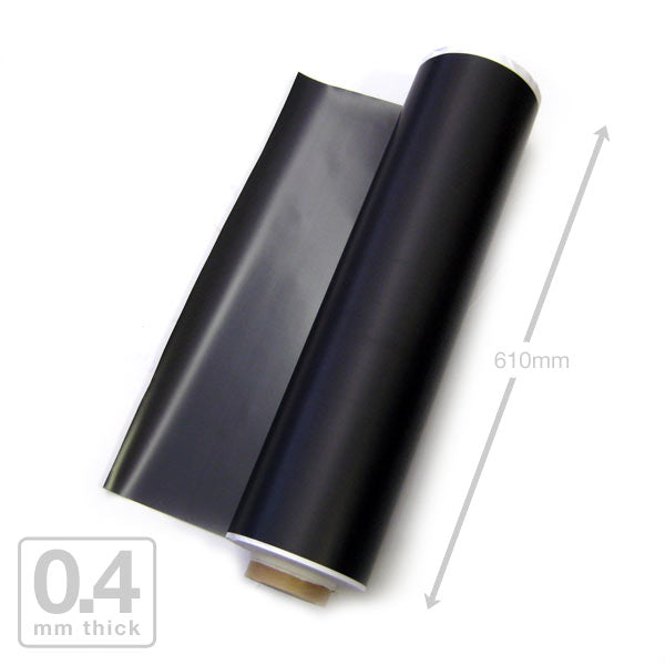 610 x 0.4mm Brown Roll (Flexible Rubber)