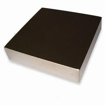 100 x 100 x 25mm Block  (Rare Earth)