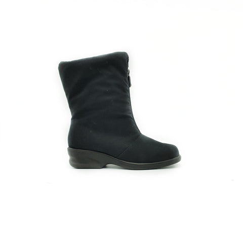 Toe Warmers Winter Boots (Michelle) Front Zipper