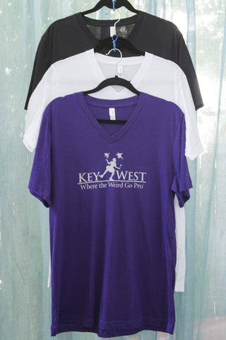 Men's V-Neck Short Sleeve Tee