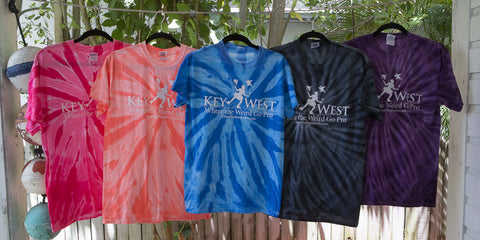 Men's Tie-Dye T-Shirts