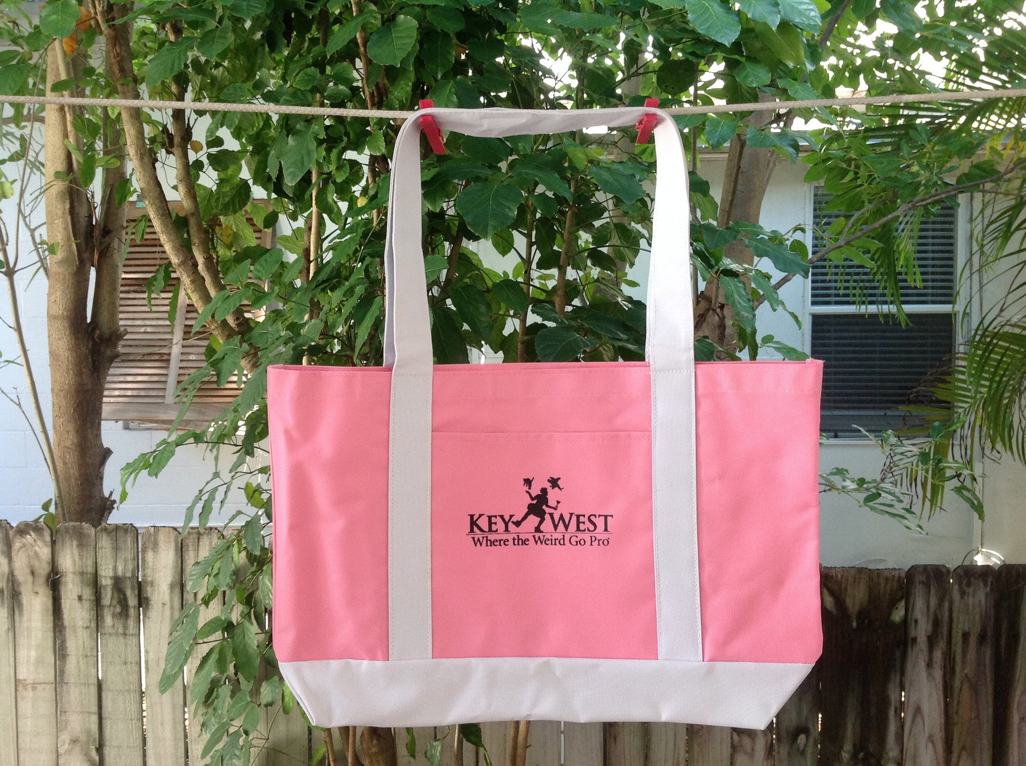 Canvas Beach/Boat Tote