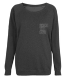 Women's Raglan Sweatshirt Share The Love