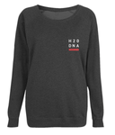 Women's Raglan Sweatshirt H2O DNA
