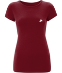Women's Slim-Fit Jersey T-Shirt OM Logo