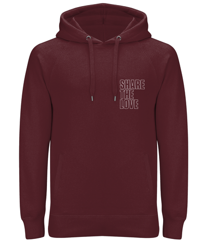Unisex Pullover Hoodie Share The Love