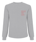Men's Raglan Sweatshirt Share The Love
