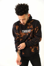 Load image into Gallery viewer, Thrive Mineral Black Hoodie