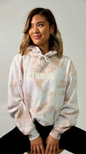 Load image into Gallery viewer, Thrive White Sand Hoodie