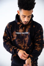 Load image into Gallery viewer, Thrive Culture Mineral Black Hoodie
