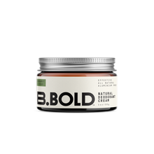 Load image into Gallery viewer, Natural Deodorant Balm (58g or 30g) - Bergamot & Cedar infused