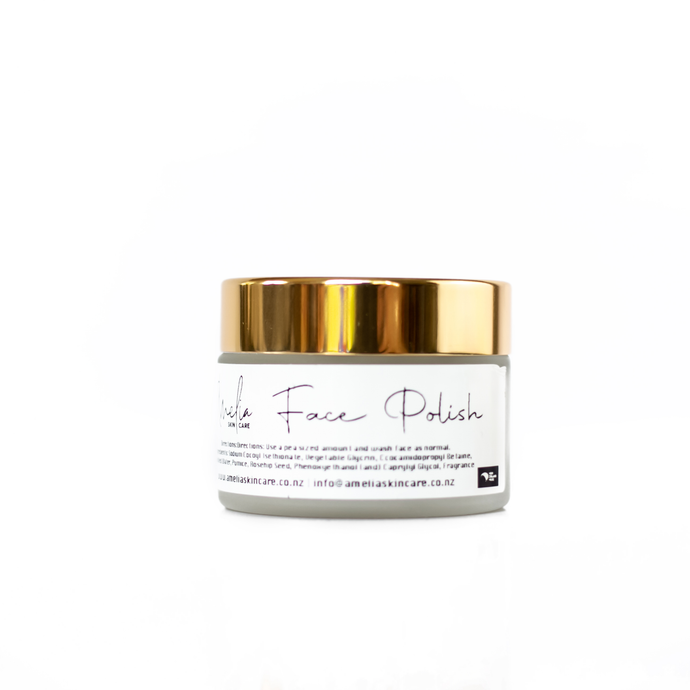 Face Polish (50g)-For your face to radiate a healthy glow
