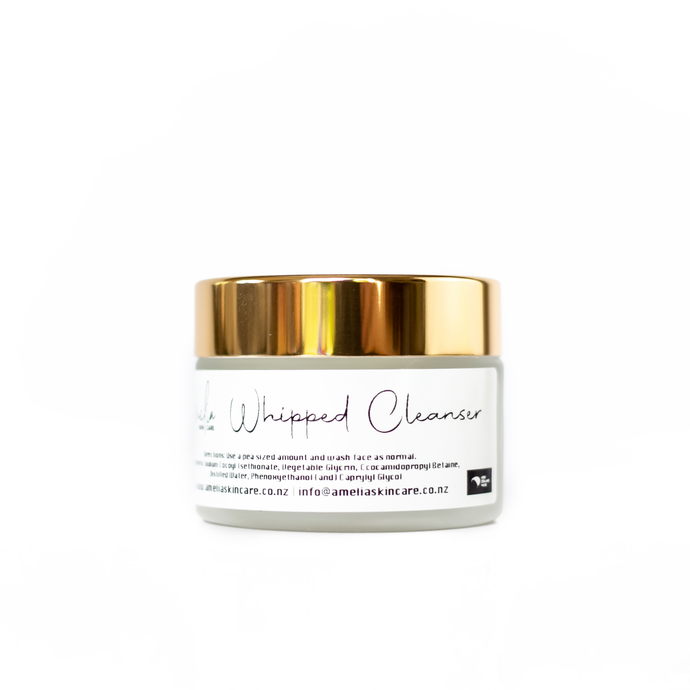 Whipped Cleanser (50g)-Gentle care for sensitive skin