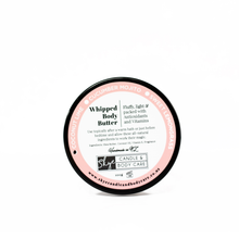 Load image into Gallery viewer, Black Raspberry Vanilla Whipped Body Butter - (100g) - Handcrafted for extra care